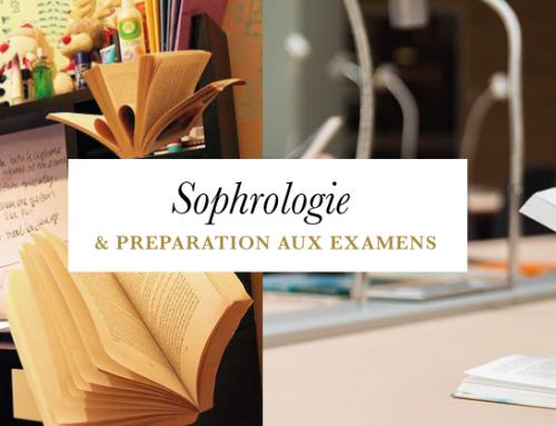 Sophrologie et préparation aux examens